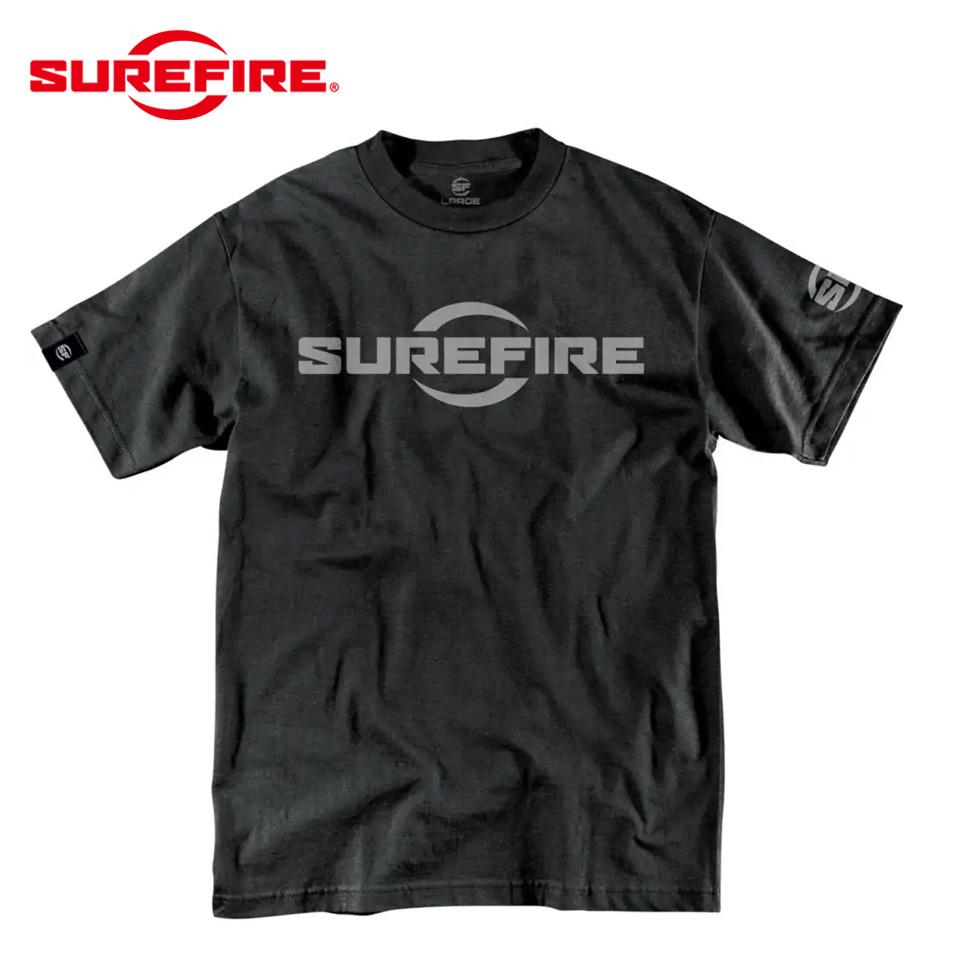 SUREFIRE LOGO BLACK