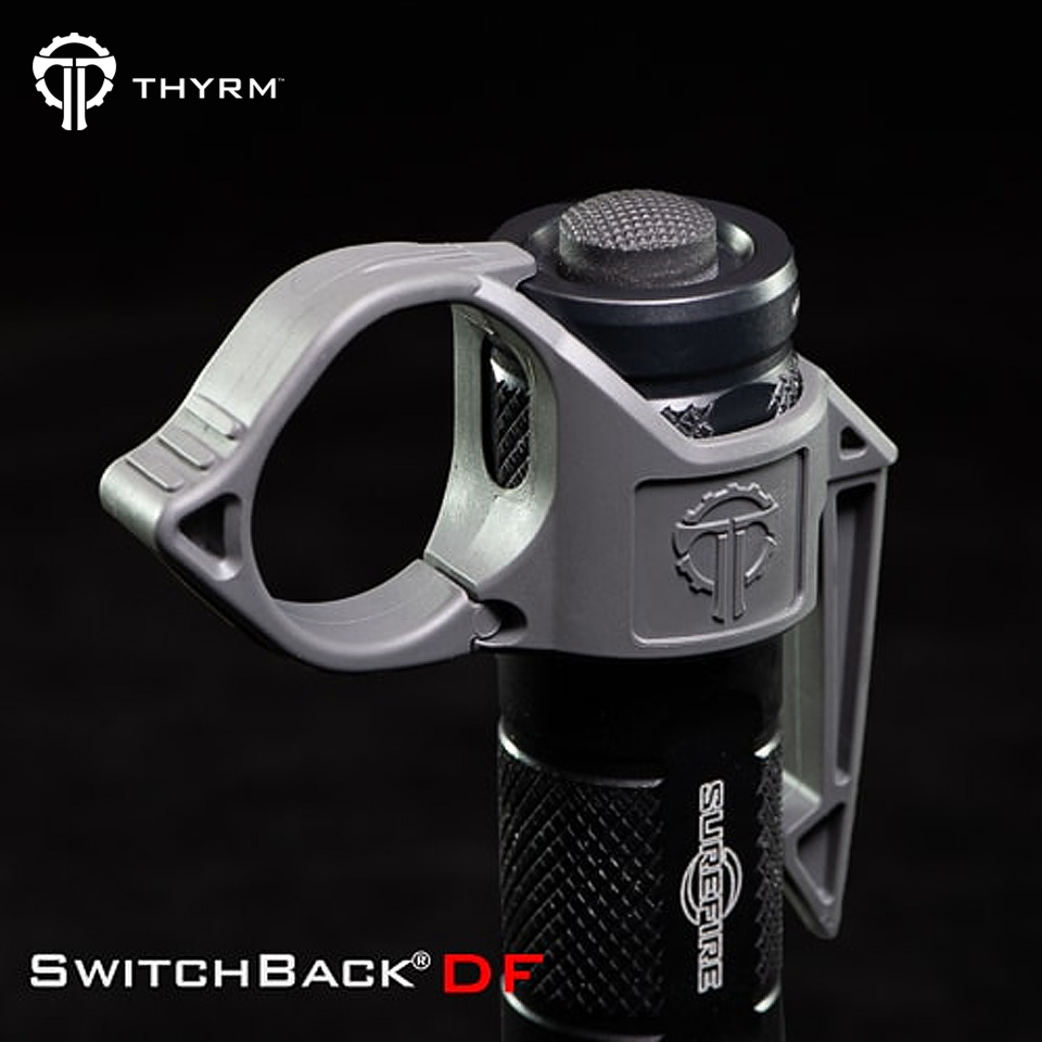 SwitchBack DF Flashlight Ring