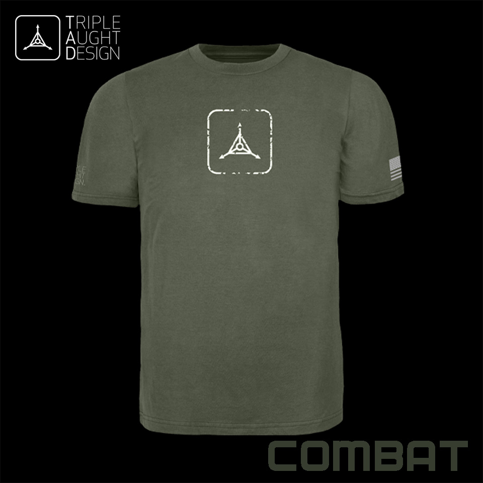 WEATHERED DEATH CARD T-SHIRT