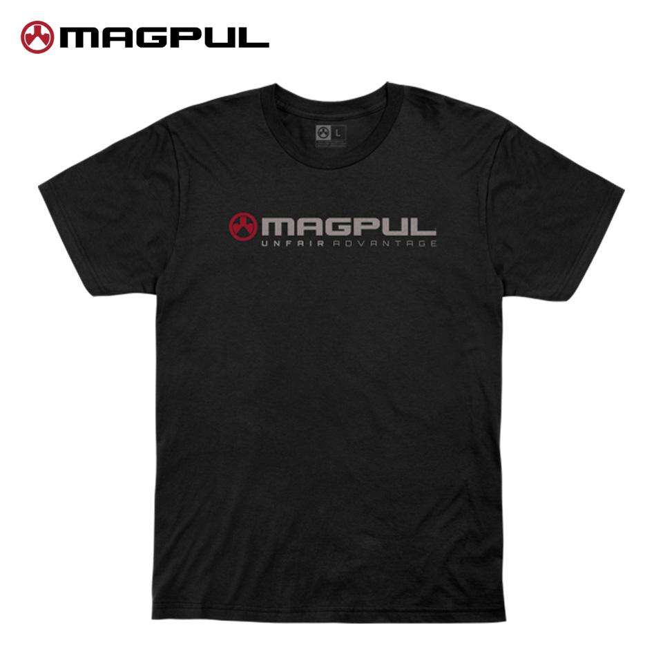 Magpul Unfair Advantage Cotton T-Shirt - Black / S