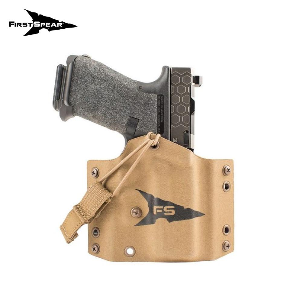 Glock SSV Pistol Holster - Right Handed - Glock 17/22