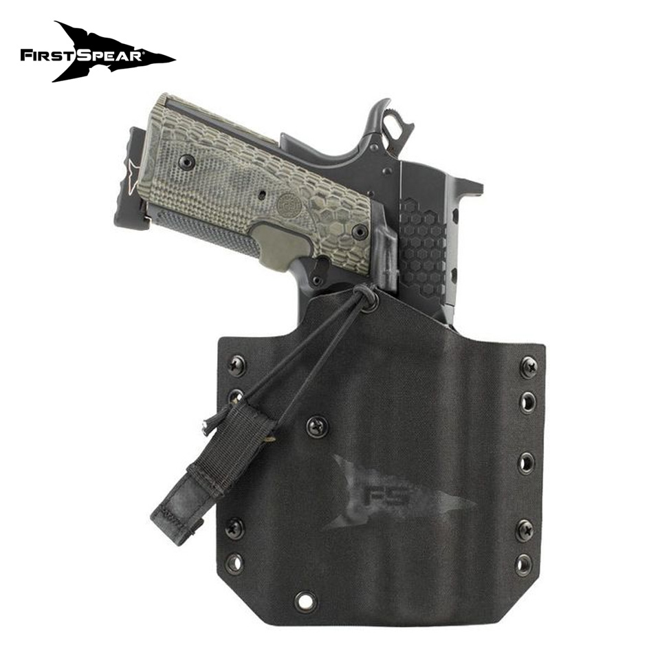 1911 SSV Pistol Holster - 1911-1 (STI, Nighthawk, Wilson, & Sig Sauer)