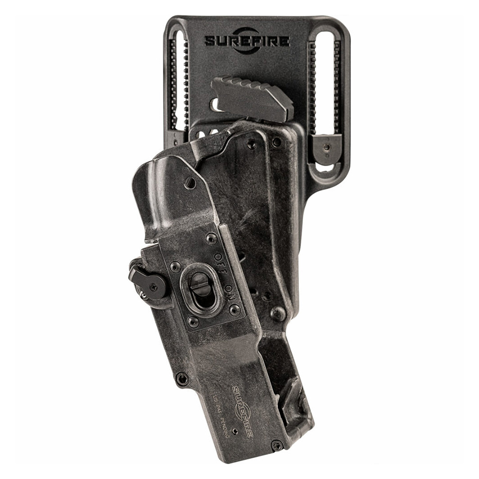 MASTERFIRE PRO RAPID DEPLOY HOLSTER - BLACK / Right
