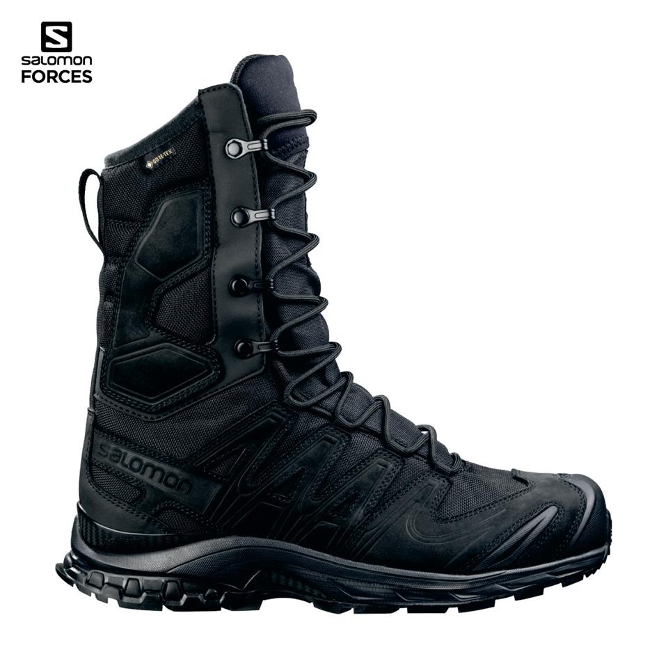 XA FORCES 8 GTX EN - BLACK   BLACK   BLACK