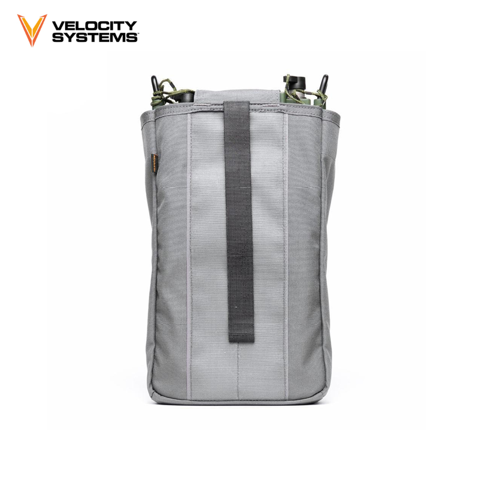 Velocity Systems Velcro AN/PRC 117G Radio Pouch