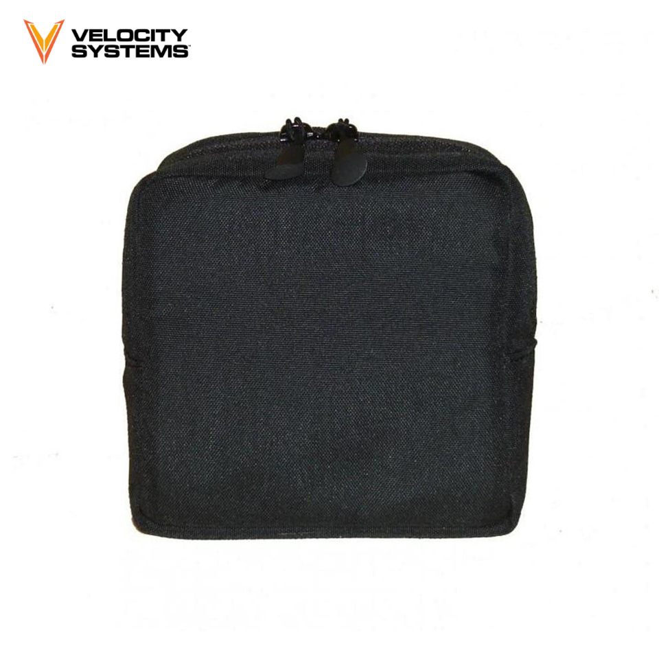 Velocity Systems Velcro General Purpose Pouch S - Wolf Grey
