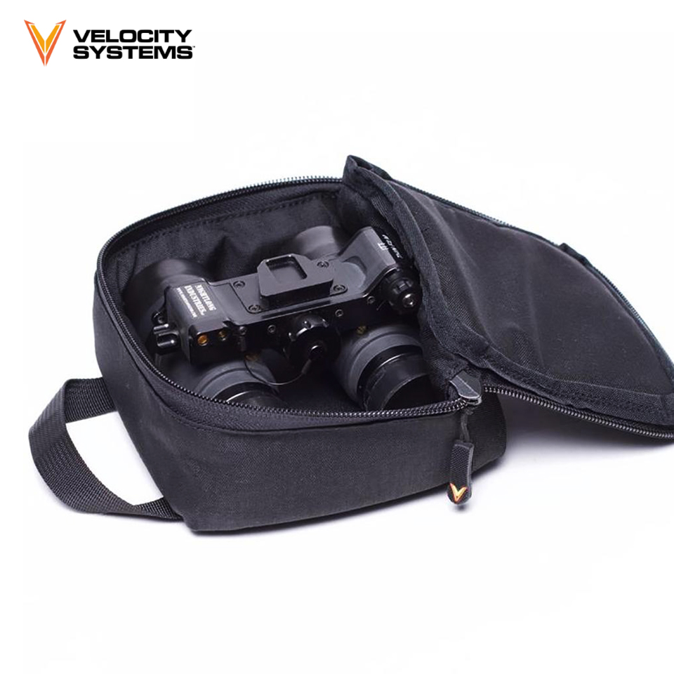 Velocity Systems Velcro Night Vision Pouch S