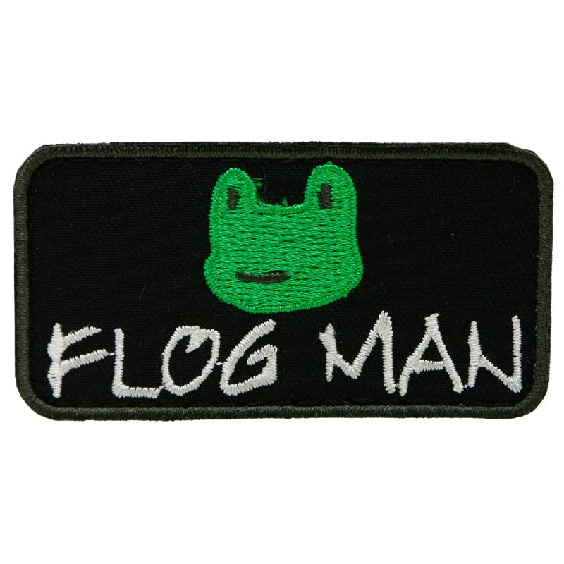 フロッグマン パッチ グリーン