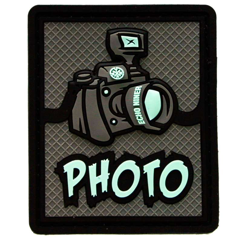 PHOTO PVCパッチ