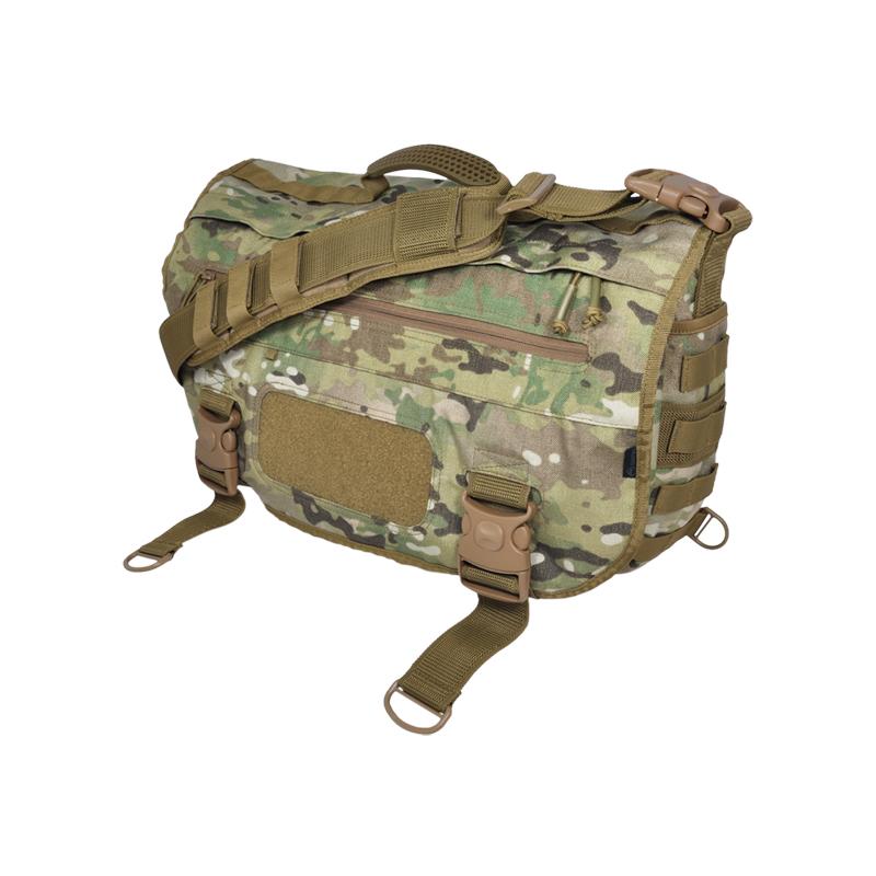 Defense Courier laptop-messenger bag