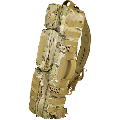 Takedown carbine sling pack MultiCam