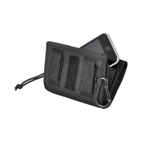 i-wallet ノンベルトループ ケースBK