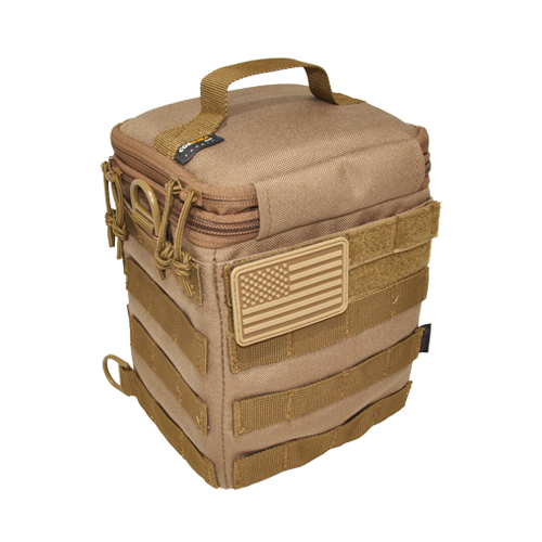 Forward Observer molle slr camera bin