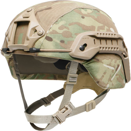 Mission Configurable Helmet Cover