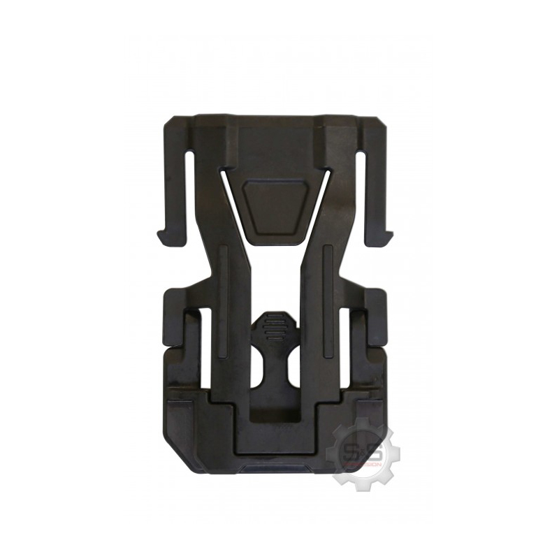 GEAR RETENTION TRACK WEBBING ADAPTER Coyote